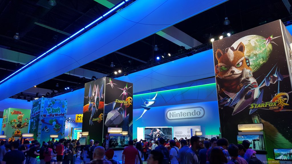Nintendo has offered more details on their plans for E3 2016