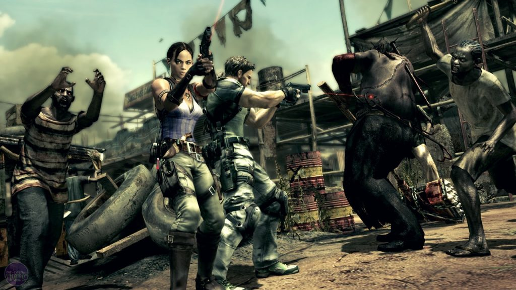 Resident Evil 5 will be punching its way onto PS4 and Xbox One on June 28