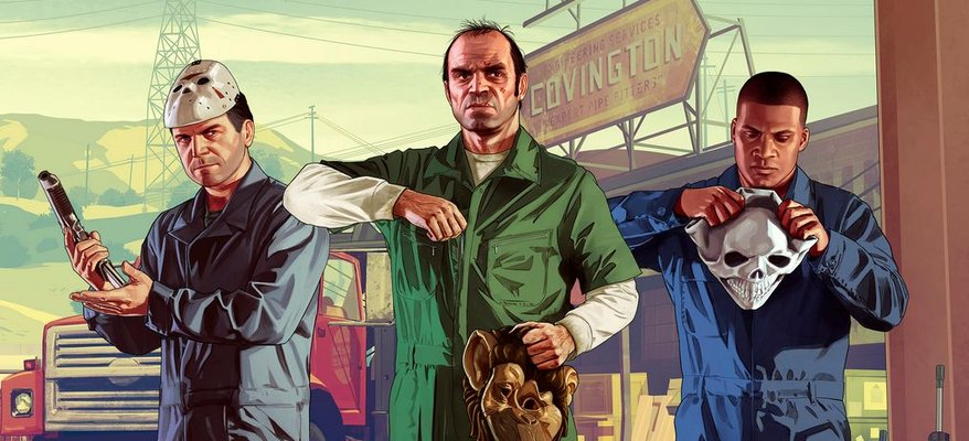 GTA 5 will have a hig update next week