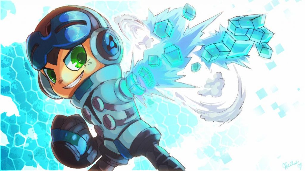 Mighty No. 9 will be released on july 21