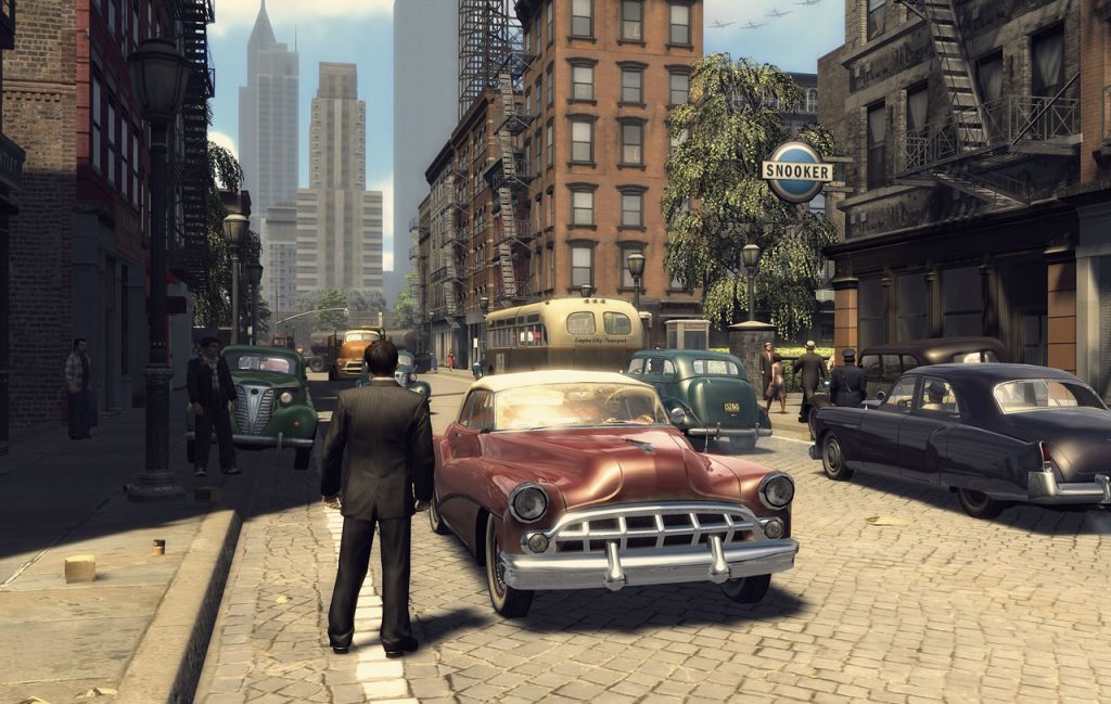 Mafia 2 come back to PC after one year