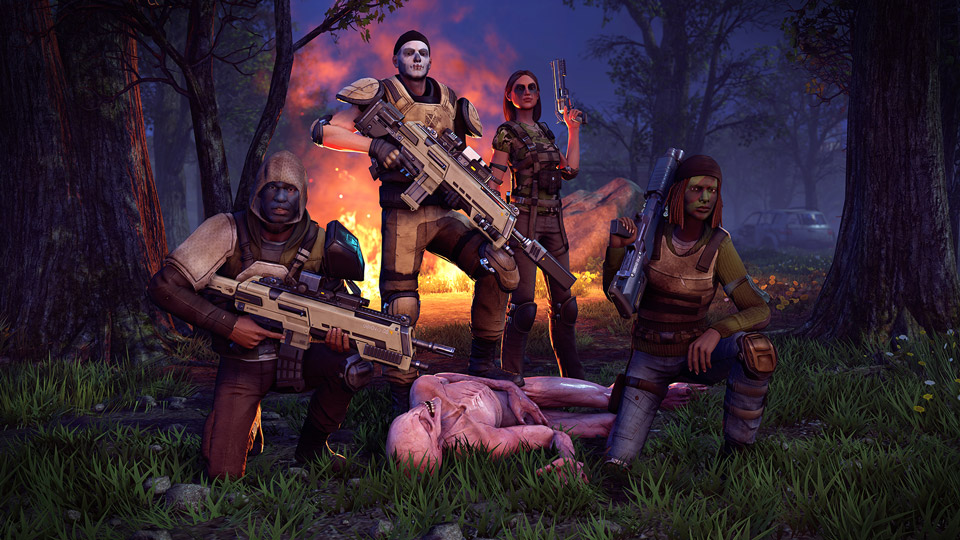 XCOM 2 will coming to consoles in this fall