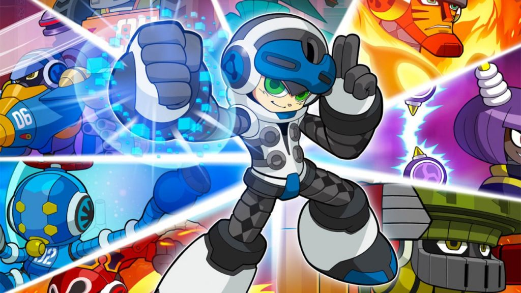 Mighty No. 9 will be released on july 21 02