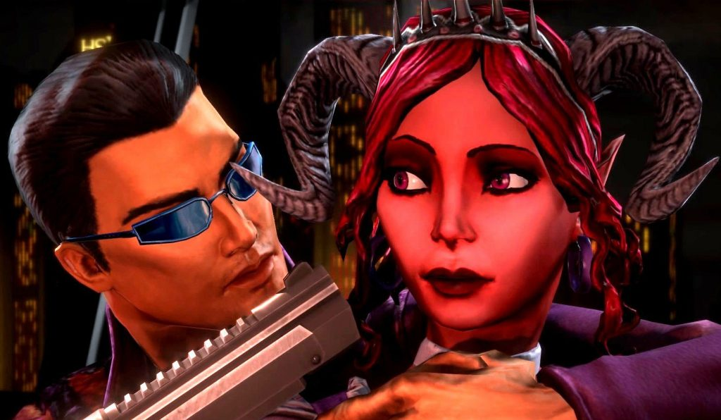The next Saints Row will called Agents of Mayhem