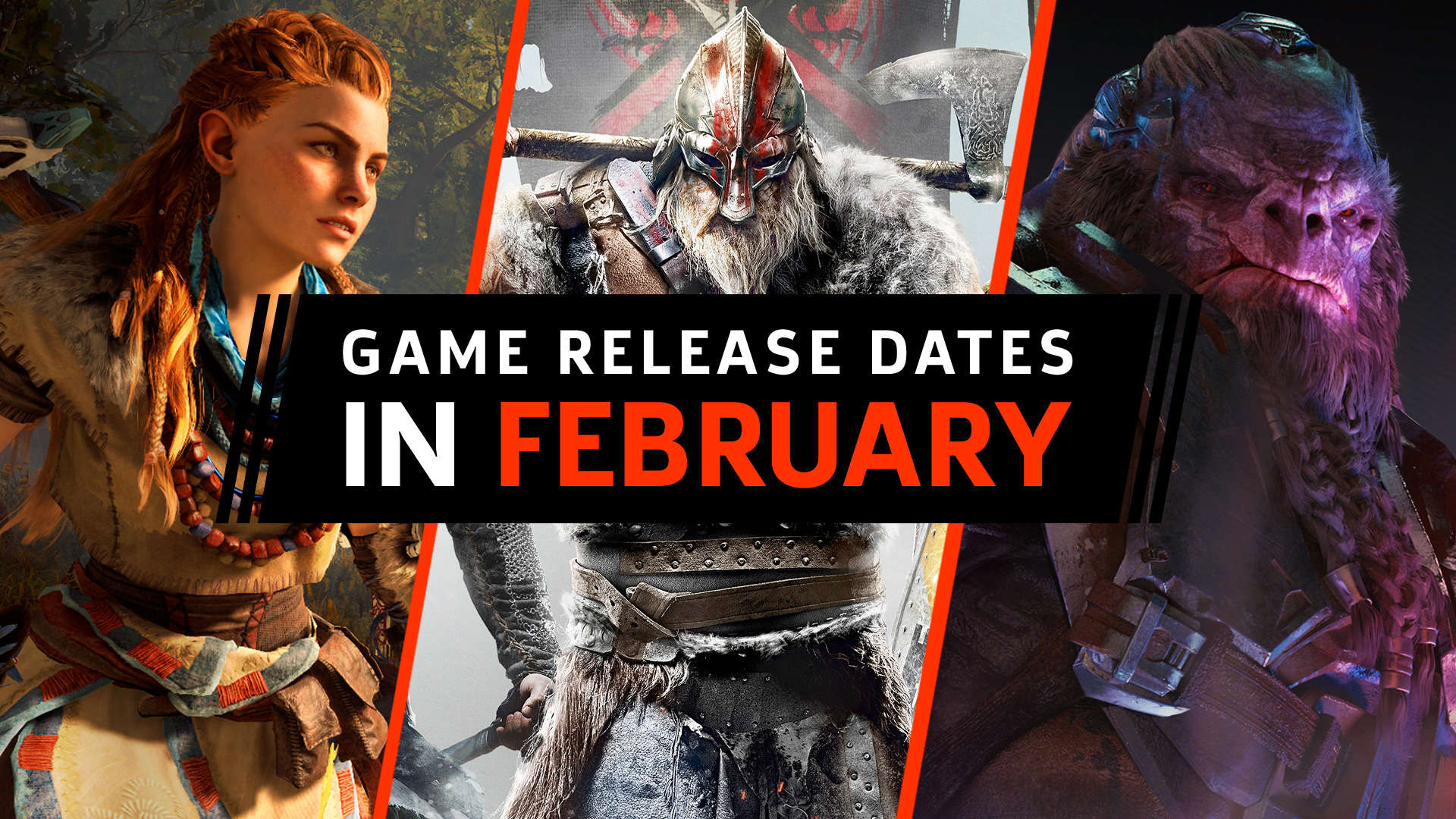 New Ps3 Game Release List : Horizon zero dawn and for honor game release dates in