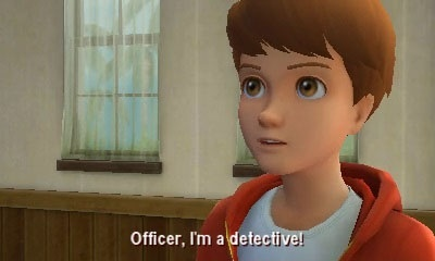 Screenshot for Detective Pikachu on Nintendo 3DS