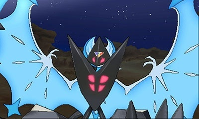 Screenshot for Pokémon Ultra Moon on Nintendo 3DS
