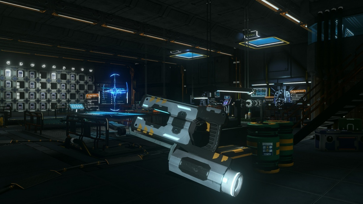 Screenshot for The Station on PlayStation 4
