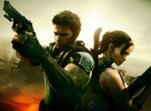 Resident Evil 5 will be punching its way onto PS4 and Xbox One on June 28 02